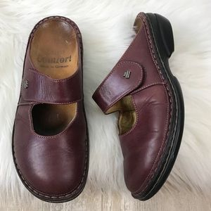 FINN COMPORT COMPANY Stanford Mary Jane Shoe 37
